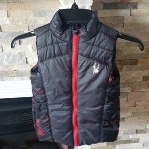 Spyder vest jacket toddler size 3T